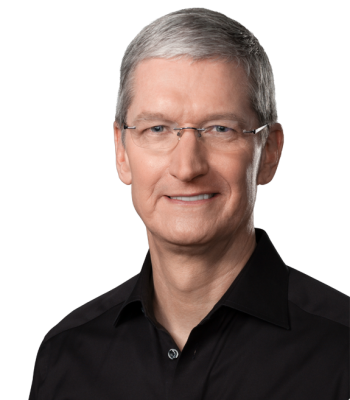 APPLE Tim Cook, Ceo